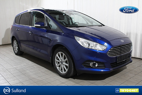 Ford S-MAX 2,0 TDCi 120hk Trend 7-s