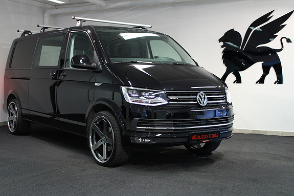 Volkswagen Transporter Lang 4x4 ACC Kamera Feste DSG LED