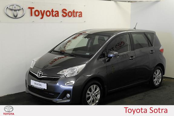 Toyota Verso-S 1,33 Elegant S&S Multidrive S  2011, 80500 km, kr 134900,-