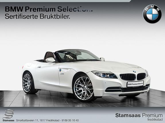 BMW Z4 sDrive20i Sportautomat I Navigasjon Professional I