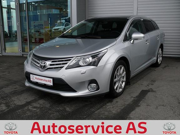 Toyota Avensis 2,2 D-CAT 150hk Premium aut.  2013, 313000 km, kr 109000,-