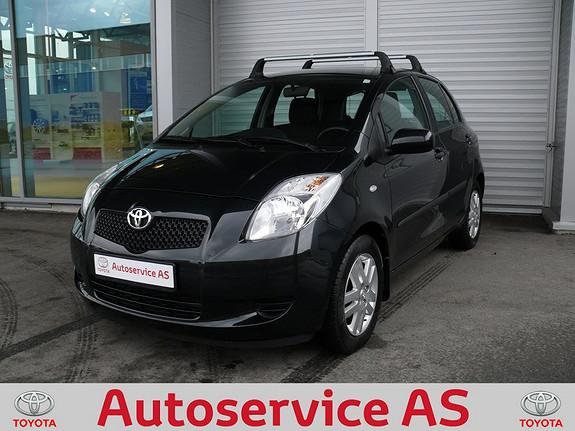 Toyota Yaris 1,0 Sol  2006, 65000 km, kr 69000,-