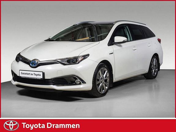 Toyota Auris Touring Sports 1,8 Hybrid Executive  2016, 44730 km, kr 279000,-
