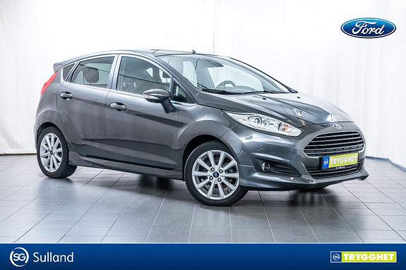 Ford Fiesta 1,0 80hk Titanium Fint utstyrt bil!!