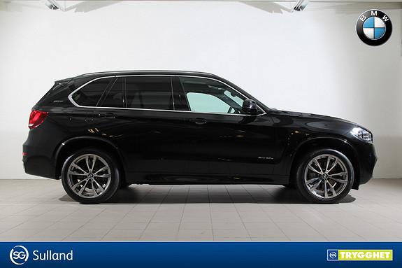 BMW X5 xDrive40e iPerformance 313hk M-Navi-HUD-DAB+-LED++