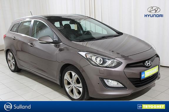 Hyundai i30 1,6 CRDi 110hk Premium stv , delskinn