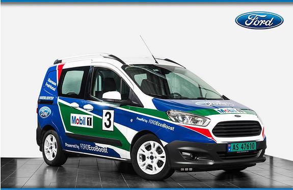 Ford Transit Courier 1,5 TDCi 75hk Trend Demobil med WRC dekor