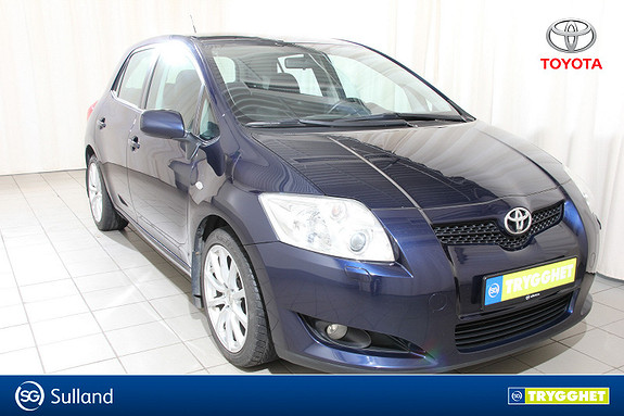 Toyota Auris 1,4 D-4D Sol MM Automat,klima anlegg,dieselforvarmer