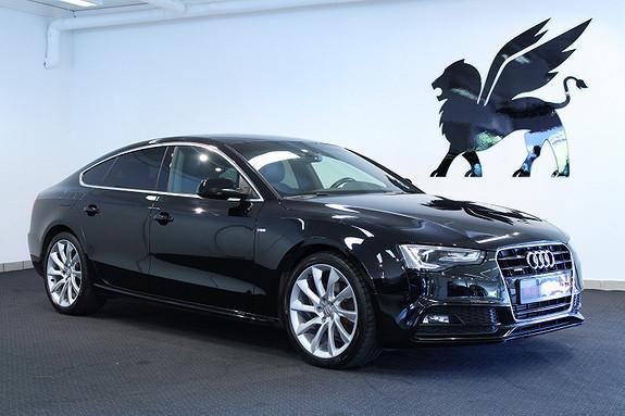 Audi A5 S Line Feste Navi Xenon Varmer 4x4