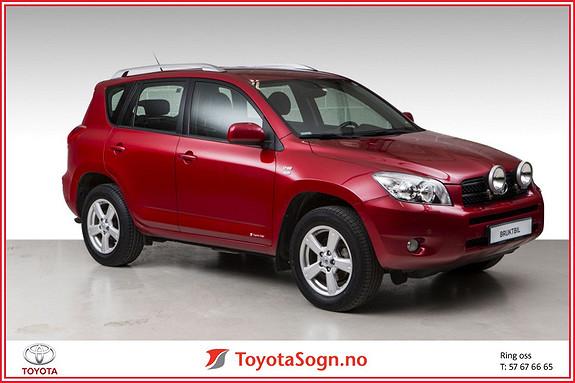 Toyota RAV4 2,2 D-4D 136hk Hengerfeste  2007, 102000 km, kr 149000,-