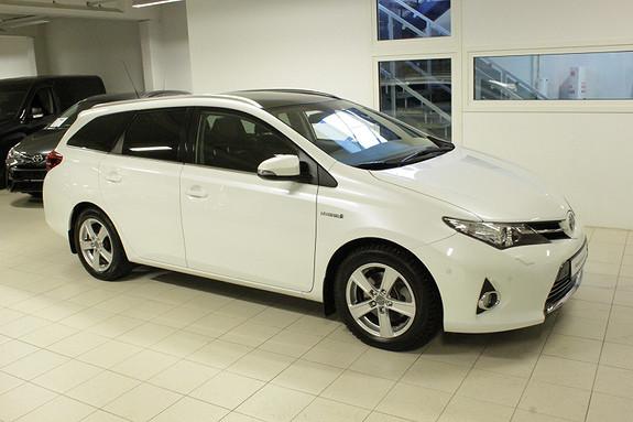 Toyota Auris Touring Sports 1,8 Hybrid Executive  2013, 64000 km, kr 209000,-