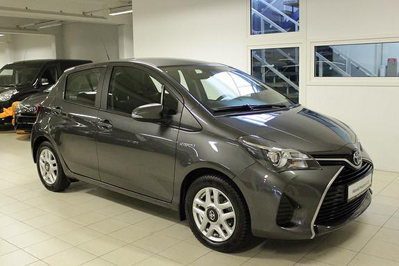 Toyota Yaris 1,5 Hybrid Active S e-CVT  2016, 29000 km, kr 199000,-