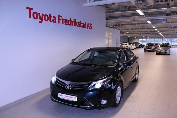 Toyota Avensis 1,8 147hk Executive  2012, 126825 km, kr 179000,-
