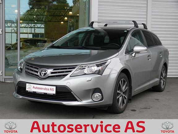 Toyota Avensis 1,8 147hk Advance Multidrive S  2012, 107000 km, kr 209000,-