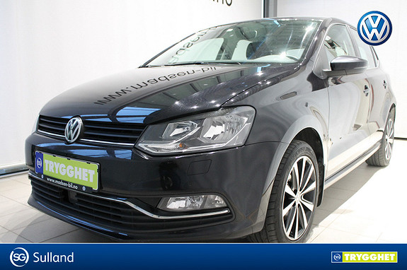 Volkswagen Polo 1,2 TSI 90hk Highline BLUETOOTH, CRUISEKONTROLL, MLF