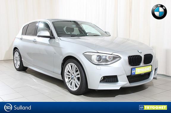 BMW 1-serie 116i aut M.Sport bensin automat,navi,dab+,hi fi+++