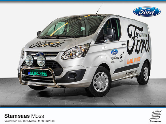 Ford Transit Custom 290 L1 170 HK AUTOMAT Hengerfeste l Kufanger