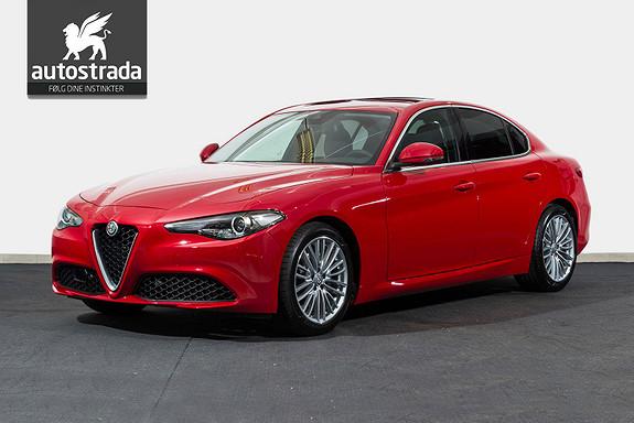 Alfa Romeo Giulia 2.0T 200hk Aut. ACC H&K Anlegg Navi KAMPANJE