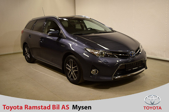 Toyota Auris Touring Sports 1,8 Hybrid Active+  2014, 38 000 km, kr 229 000,-