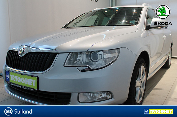 Skoda Superb BUSINESS 140 DSG XENON, KROK, BLUETOOTH,