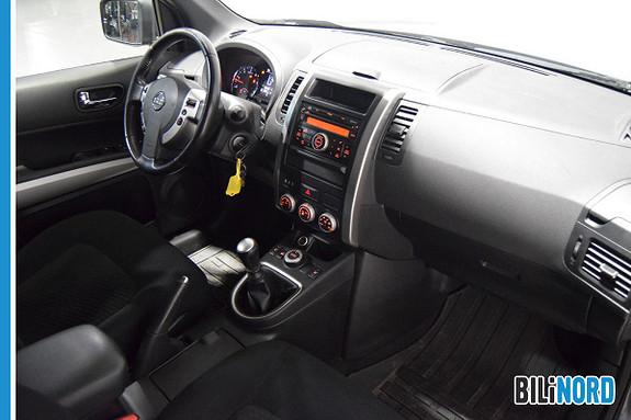 Bilbilde: Nissan X-Trail