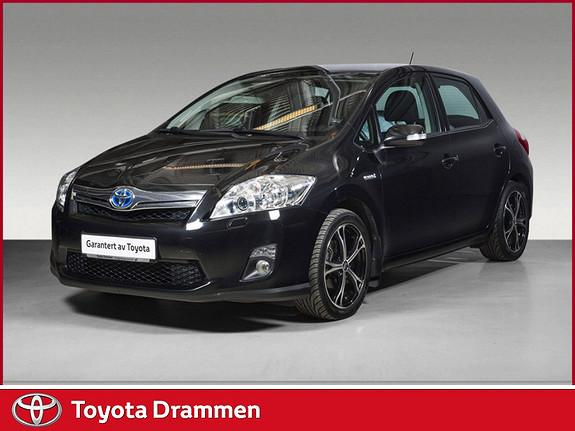 Toyota Auris 1,8 Hybrid Advance HSD  2011, 82760 km, kr 139000,-