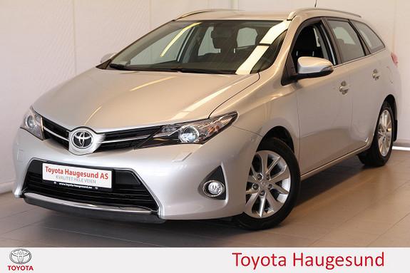 Toyota Auris Touring Sports 1,6 Active+ Navi, kamera, Tectyl  2013, 48492 km, kr 188000,-