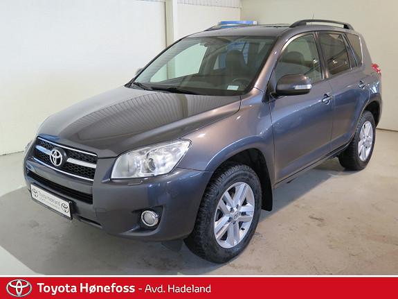 Toyota RAV4 2,2 D-4D Executive 150 HK DAB+  2009, 150000 km, kr 159000,-