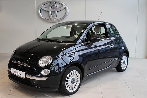 Fiat 500 1.2 Bensin  2009, 79128 km, kr 64000,-