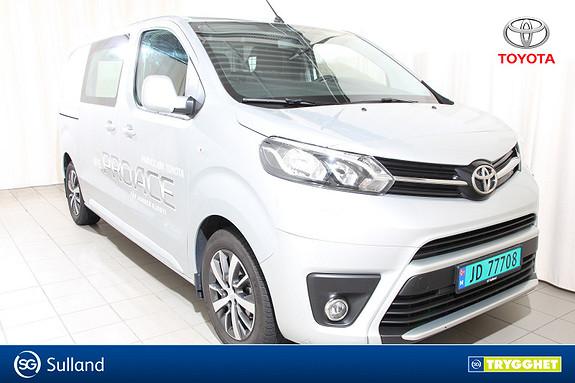 Toyota Proace 1,6 D 115 Comfort Medium L1H1 Hengerfeste, dab radio.