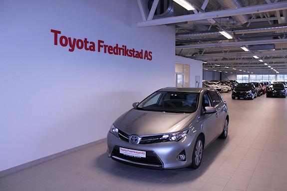 Toyota Auris 1,8 Hybrid E-CVT Active  2014, 27247 km, kr 209000,-