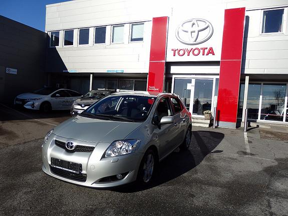 Toyota Auris 1.4 D Sol Blue  2009, 132500 km, kr 89000,-