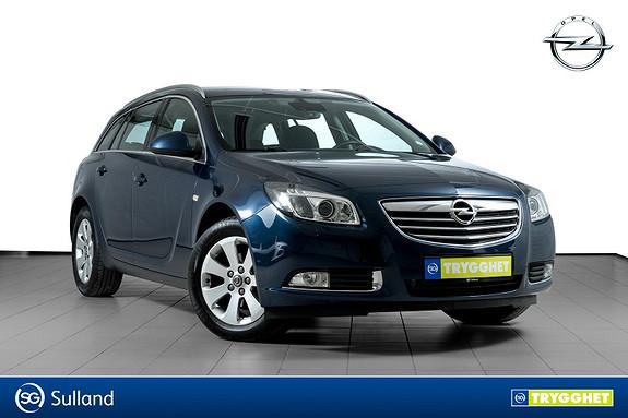 Opel Insignia 2,0 CDTi 110hk Edition S-tourer EN EIER-FULL HISTORIKK
