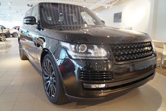 Land Rover Range Rover LWB 5,0 supercharge