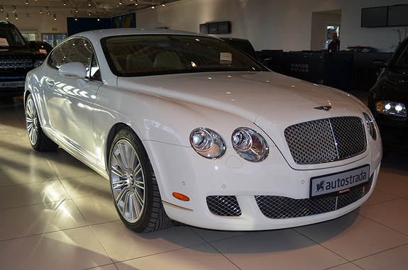 Bentley Continental GT Speed  2008, 56000 km, kr 990000,-