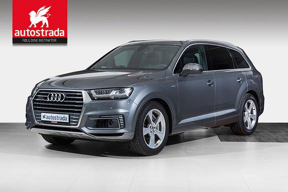 Audi Q7 e-tron 373hk,Matrix,Luft,HUD,Panorama++