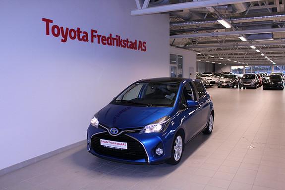 Toyota Yaris 1,5 Hybrid Style  2014, 39300 km, kr 169000,-