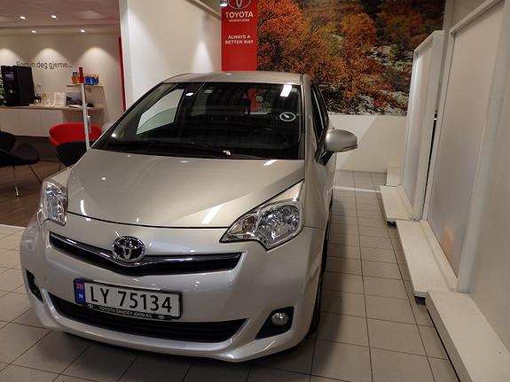 Toyota Verso-S 1.33VVT-i DYNAMIC STYLE  2013, 41000 km, kr 169000,-
