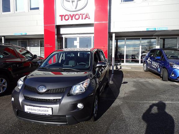 Toyota Urban Cruiser 1.4D-4D DPF ELEGANT  2011, 108000 km, kr 119000,-