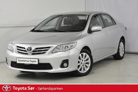Toyota Corolla 1,4 D-4D Advance  2012, 41000 km, kr 139000,-