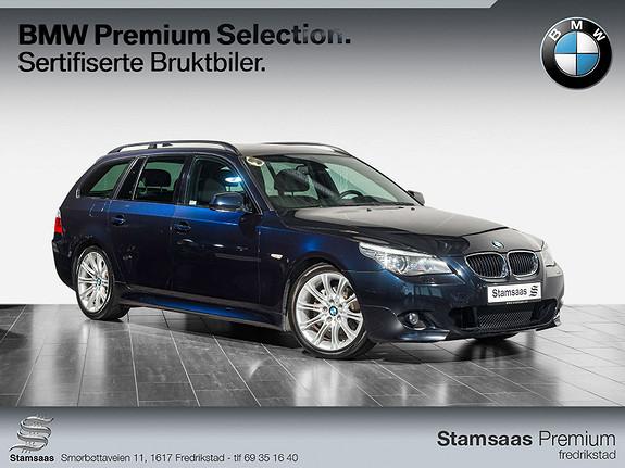 BMW 5-serie 520d Touring Automat M-sport I DAB+ I Navi I M-Sport I