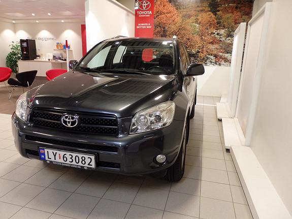 Toyota RAV4 2.2D-4D DPF SPORT  2007, 190000 km, kr 99000,-