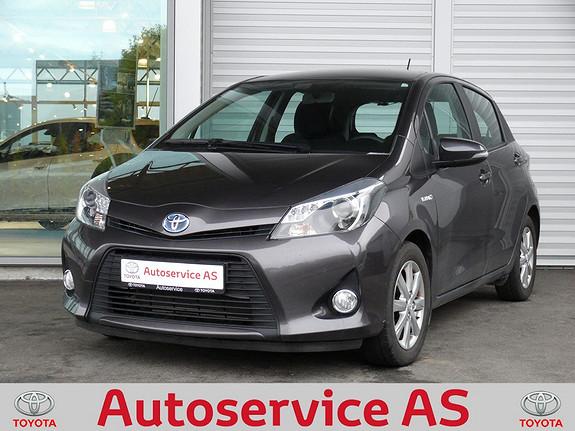 Toyota Yaris 1,5 Hybrid Active e-CVT  2014, 44000 km, kr 159000,-