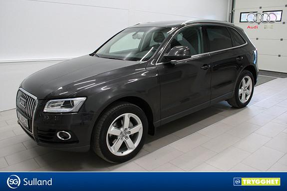 Audi Q5 2,0 TDI 177hk quattro S tronic ,Webasto,DAB+,tlf,krok,