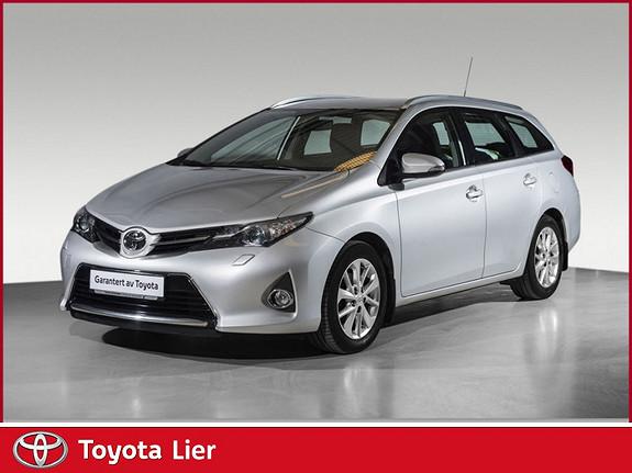 Toyota Auris 1,4 D-4D Active  2014, 61885 km, kr 174000,-