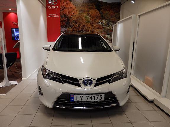 Toyota Auris 1.8VVT-i EXECUTIVE  2013, 47000 km, kr 209000,-