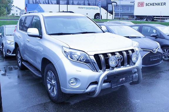 Toyota Land Cruiser 3,0 D-4D GX aut 7s  2014, 43000 km, kr 759000,-