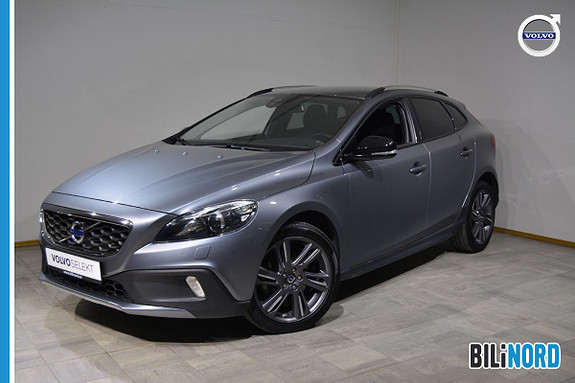 Bilbilde: Volvo V40 Cross Country