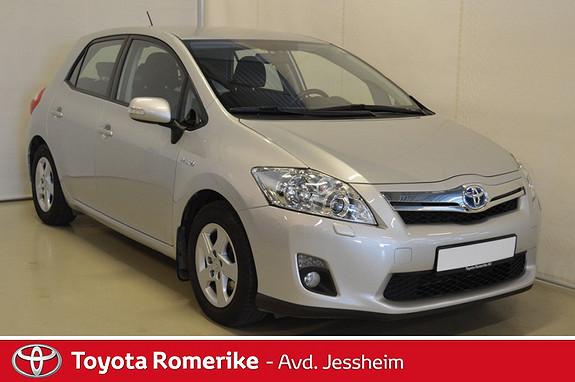 Toyota Auris 1,8 Hybrid Advance HSD  2012, 79800 km, kr 159000,-