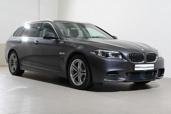 BMW 5-serie 520d xDrive Touring 190hk aut M-Navi-DAB+-LED-HUD++
